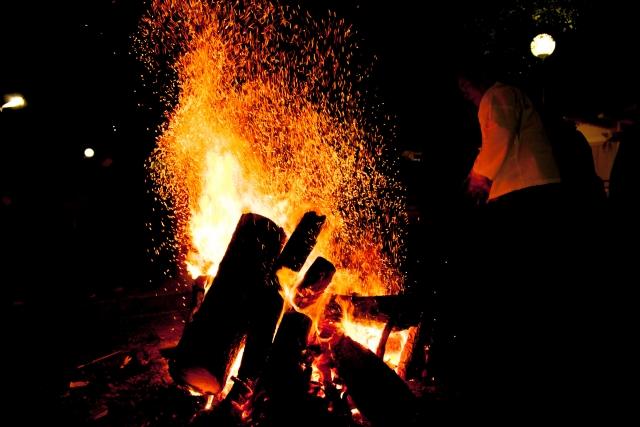 降りかかる火の粉